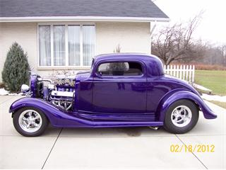 Make chevrolet for 1933 chevy 3 window coupe for sale